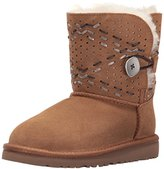 UGG Kids' K Bailey Button Tehuano Pull-on Boot