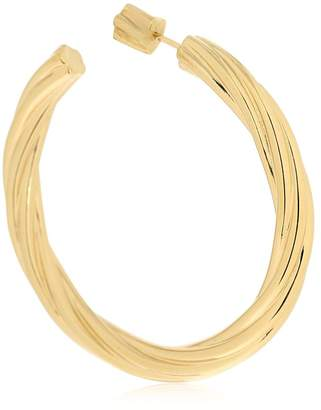 Maria Black Arsiia Hoop 45 Mono Earring