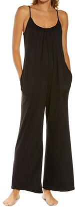 Socialite Sleeveless Wide Leg Jumpsuit