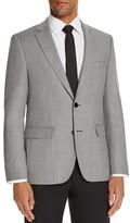 HUGO Macro Sharkskin Regular Fit Sport Coat
