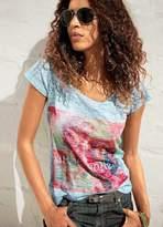 Heine Round Neck Print T-Shirt