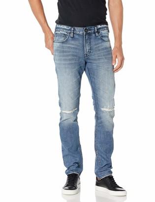 Silver Jeans Men's Taavi Slim Fit Skinny Leg Jeans
