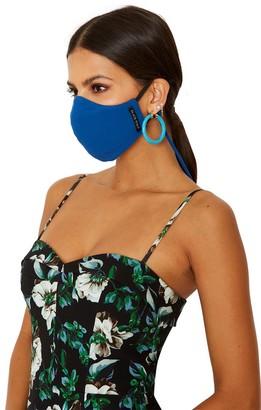 Black Halo Facial Covering *Final Sale