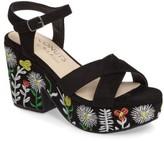 Coconuts by Matisse Women's Fresh Platform Sandal