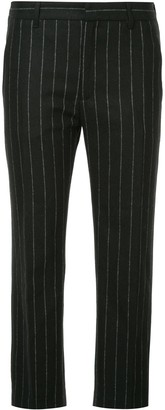 Hope Pinstripe Cropped Trousers