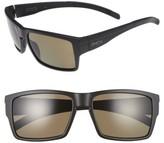 Smith Men's Outlier Xl 58Mm Polarized Sunglasses - Matte Black