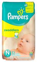 Pampers SwaddlersTM 32-Count Size 0 Jumbo Pack Diapers