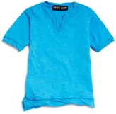 Vintage Havana Boys' Split Collar Tee - Sizes 4-7