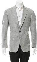 Michael Kors Deconstructed Wool Blazer