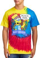 Liquid Blue Men's Peace Man T-Shirt