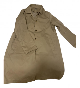 Uniqlo Beige Cotton Trench coats