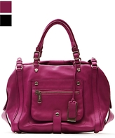 Hannah Leather Duffel Bag