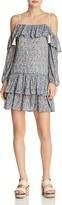 Rebecca Minkoff Dexter Cold-Shoulder Dress