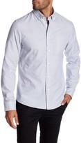 Slate & Stone Regular Fit Long Sleeve Pattern Button Shirt