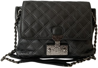 Marc Jacobs Single Grey Leather Handbags