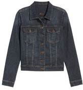 KUT from the Kloth Petite Women's 'Helena' Denim Jacket