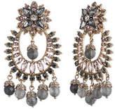 Marchesa Multi-Stone Chandelier Earrings