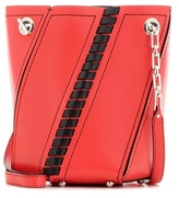Proenza Schouler Mini Hex Leather Bucket Bag
