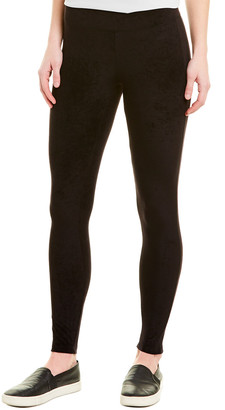 James Perse Mid-Rise Velvet Legging