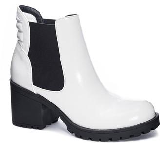 Chinese Laundry Levi Block Heel Chelsea Boot