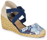 Lauren Ralph Lauren Casandra Espadrille Wedge Sandals