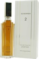 Jean Louis Scherrer Scherrer 2 by 100ml 3.3oz EDT Spray