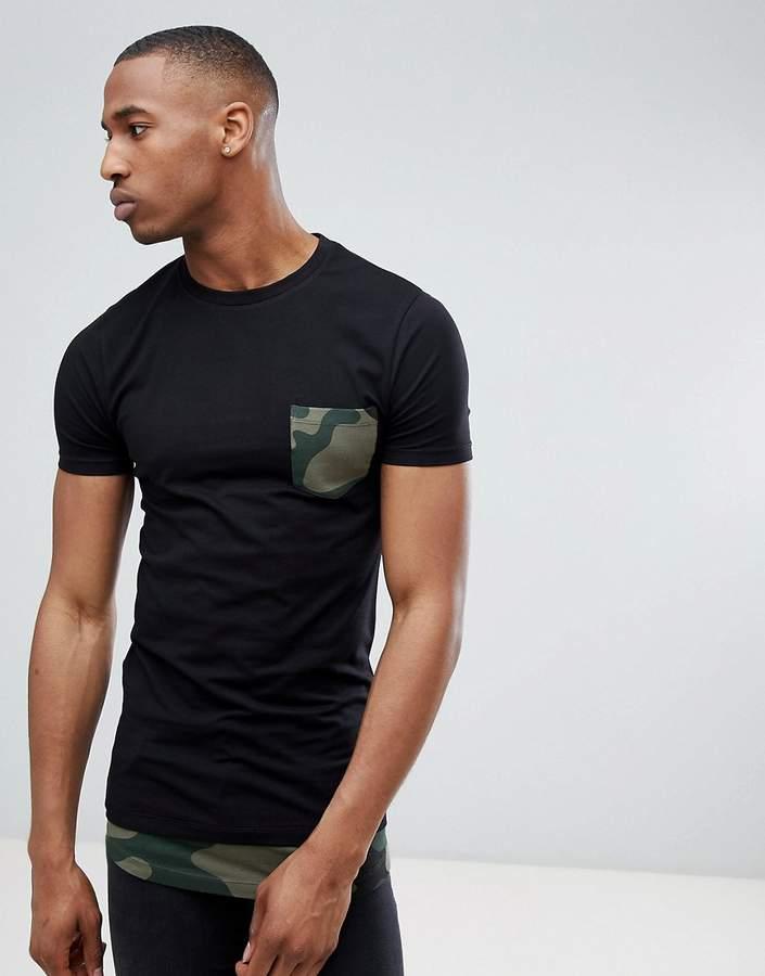 f9f15ac7 Asos Muscles T-shirt Men - ShopStyle