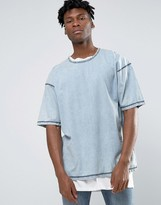 Other UK Oversized Denim T-Shirt