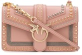Pinko Studded Shoulder Bag