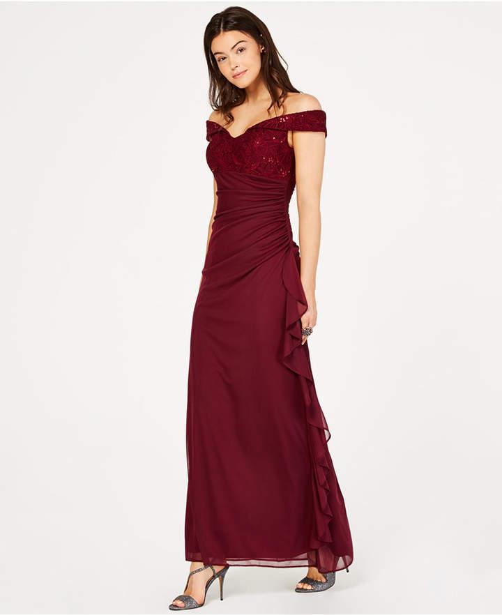 2318b3a9d0d7 Betsy & Adam Red Dresses - ShopStyle