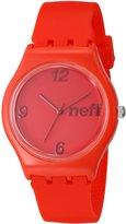 Neff Typhoon Men's Stylish Watch - / One Size Fits All