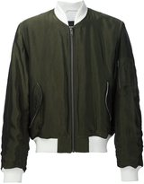Haider Ackermann bomber jacket - men - Rayon - M