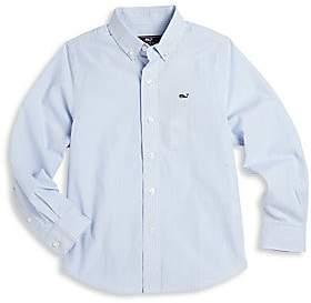 Vineyard Vines Little Boy's & Boy's Striped Shirt