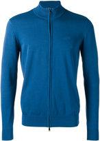 Armani Jeans zipped sweatshirt - men - Cotton - XXXL
