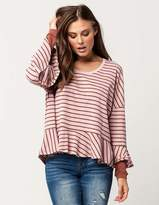 Free People Round About Womens Top