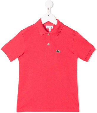 Lacoste Kids Logo Polo Shirt