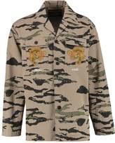 Maharishi Tour D'afrique Summer Jacket Sable