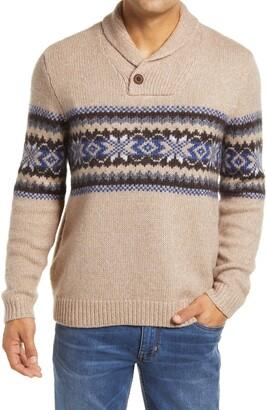 Tommy Bahama Shawl Collar Sweater