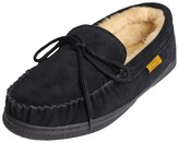 Brumby Men's Brumby® Suede Moccasin Slippers