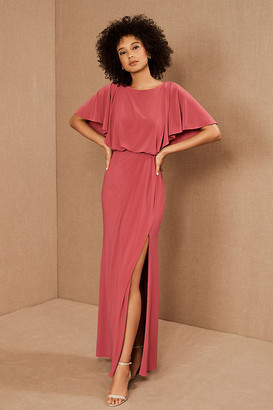 BHLDN Lena Dress By in Purple Size 0