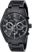 Lucien Piccard Men's LP-10588-BB-11-SA Moderna Analog Display Japanese Quartz Watch