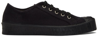 Spalwart Black Special Low BS Sneakers