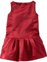 Drop-waist party dress