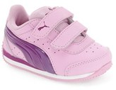 Puma Infant Girl's 'Speed' Light-Up Sneaker