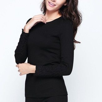 Black Label Reyna Long Sleeve Top
