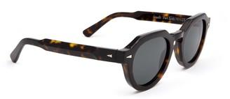 AHLEM Grenelle Dark Turtle Sunglasses