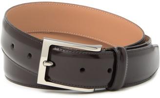 Trafalgar Victor Polished Leather Belt