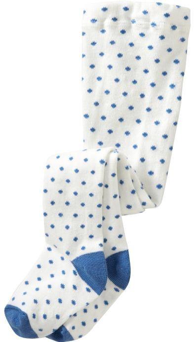 Old Navy Polka Dot Tights for Baby