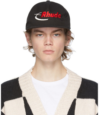 Rhude Red Logo Hat