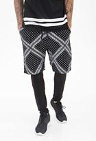 Forever 21 FOREVER 21+ Bandana Print Shorts
